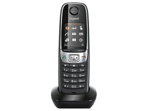 Радиотелефон дополнительная трубка Siemens Gigaset C620H (для C620/C620A/C610 IP), вид 1