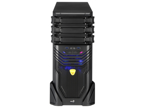 Корпус AeroCool Vs-3 Advanced Black, вид 4