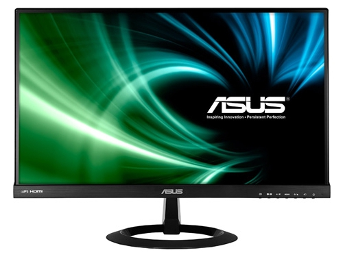 ������� ASUS VX229H Black, ��� 1