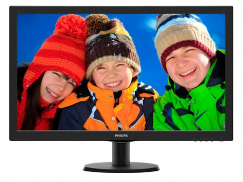 Монитор Philips 273V5LSB/01 Black, вид 1