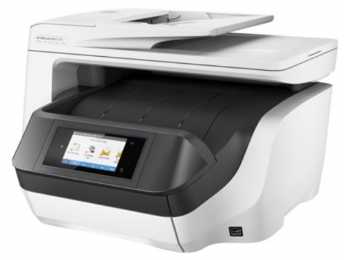 МФУ HP Officejet 8730, вид 3