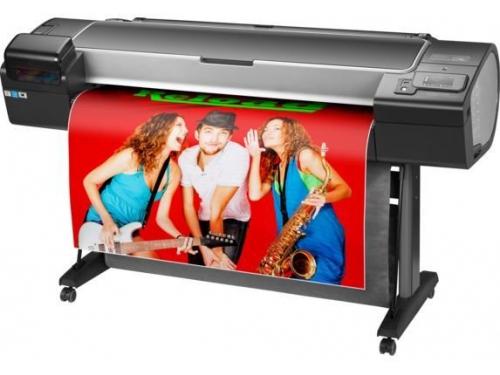 Плоттер HP DesignJet Z5600, вид 3