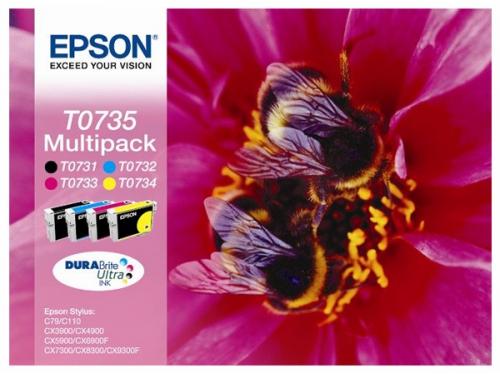 Картридж Epson T0735, вид 1