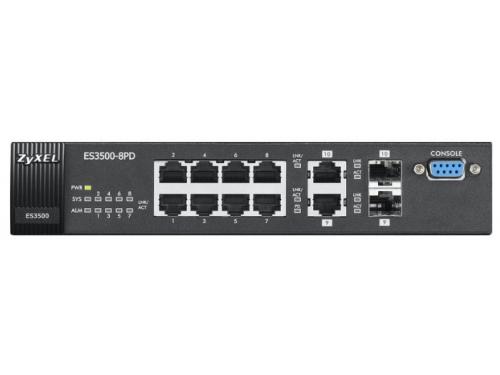 ���������� (switch) ZyXEL ES3500-8PD (�����������), ��� 3