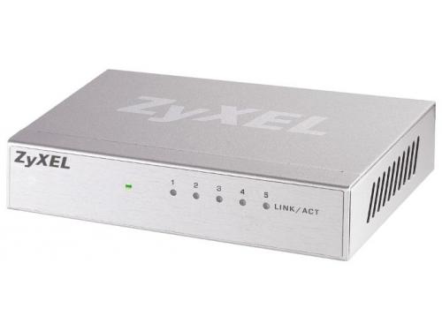 Коммутатор (switch) ZyXEL GS-105B (неуправляемый), вид 1