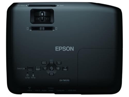 Видеопроектор Epson EH TW570, вид 5