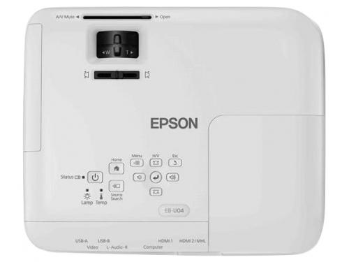Мультимедиа-проектор Epson EB U04, вид 3