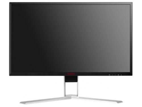 Монитор AOC AG271QX, черно-красный, вид 2