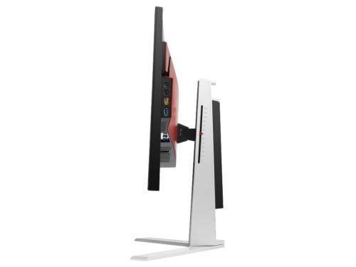 Монитор AOC AG271QX, черно-красный, вид 3