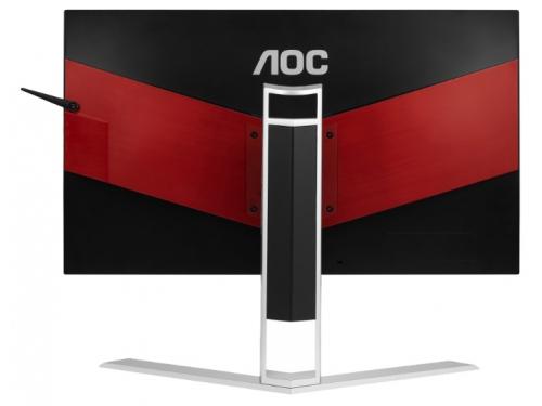 Монитор AOC AG271QX, черно-красный, вид 5
