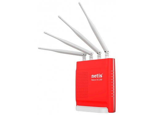 Роутер WiFi Netis WF2681 (802.11ac), вид 1