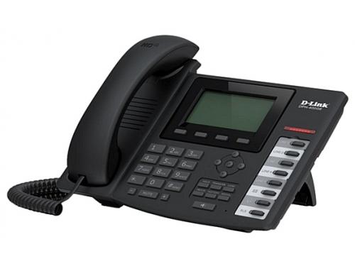 Проводной телефон D-link DPH-400GE/F1A (5 линий), вид 1