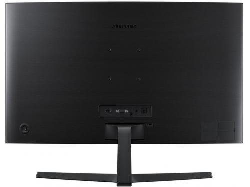 Монитор Samsung C27F396FHI, чёрный, вид 5