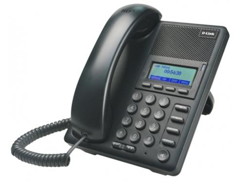 Проводной телефон D-Link DPH-120S/F1A, вид 1