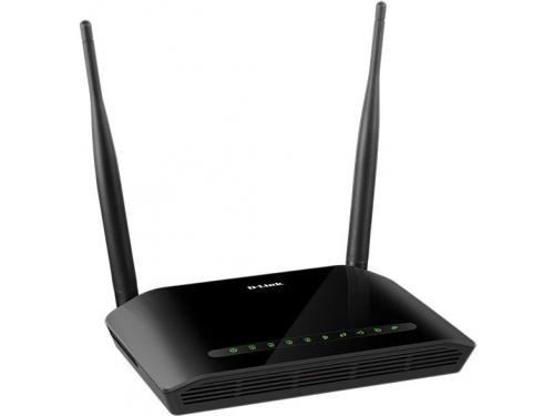 Роутер WiFi D-Link DSL-2750U/RA/U3A, вид 1