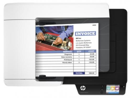 ������ HP ScanJet Pro 4500_fn1, ��� 4