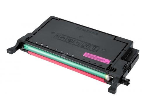 Картридж Samsung CLT-M609S, Пурпурный, вид 1