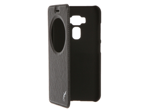 Чехол для смартфона G-case Slim Premium для Asus ZenFone 3 ZE520KL, черный, вид 1