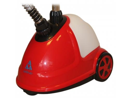 Пароочиститель-отпариватель 3A Super Jet SJ-100B, красный, вид 1