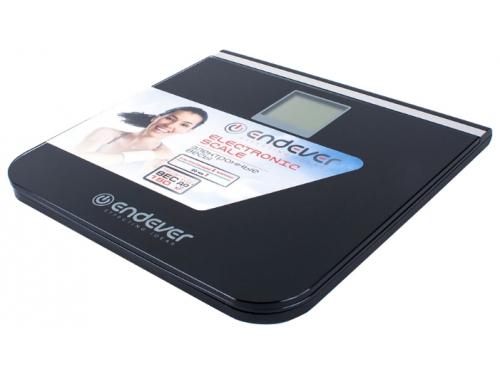 Напольные весы Endever Skyline FS-540, черные, вид 1