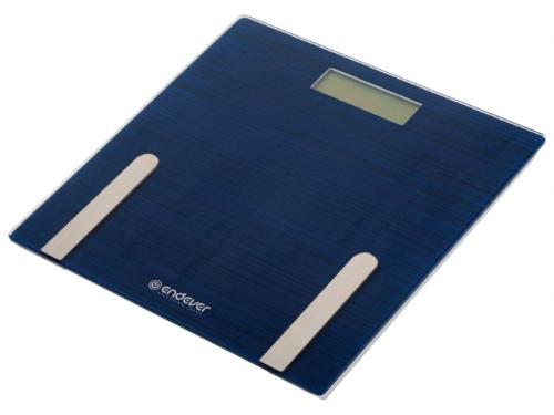 Напольные весы Endever Aurora-550, синие, вид 1