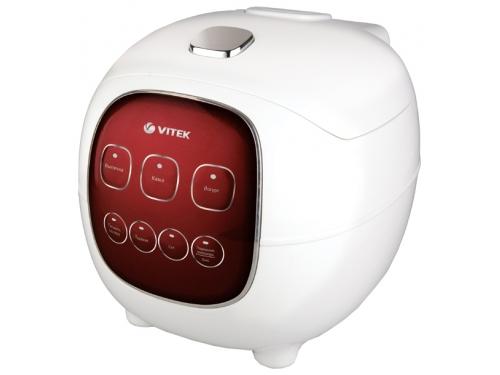 Мультиварка Vitek VT-4202 W, белая, вид 1