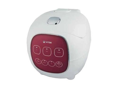 Мультиварка Vitek VT-4202 W, белая, вид 2