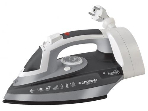 Утюг Endever Skysteam-706, серый, вид 1