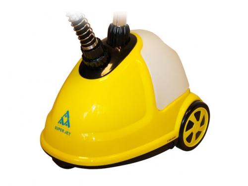 Пароочиститель-отпариватель 3A SUPER JET SJ-100В, желтый, вид 4