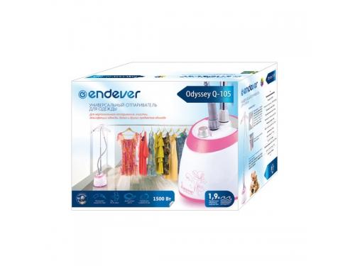 Пароочиститель-отпариватель Endever Odyssey Q-105, вид 3