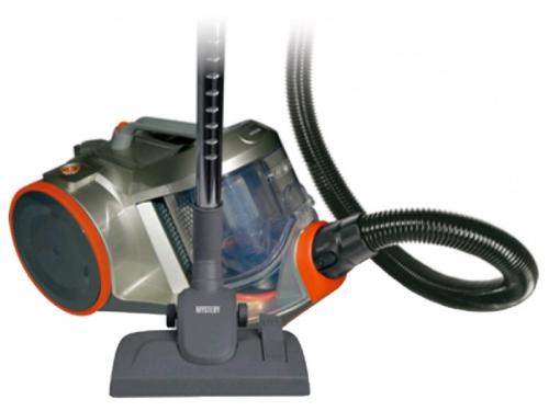 Пылесос Mystrey MVC-1126, серый с оранжевым, вид 1