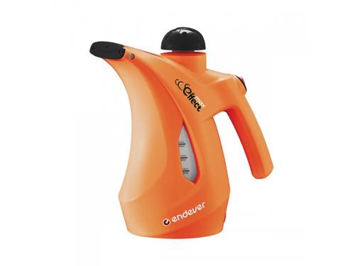 Пароочиститель-отпариватель Endever Odyssey Q-412, оранжевый, вид 1