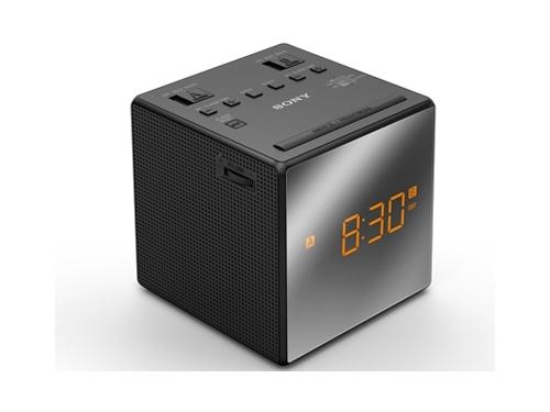 Радиоприемник Sony ICF-C1T/B, черный, вид 1