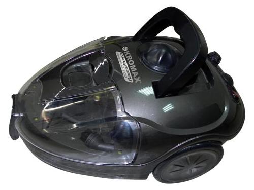 Пароочиститель-отпариватель Endever Odyssey Q-903 темно серый, вид 2
