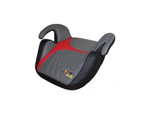 Автокресло детское Liko Baby LB 311 бустер, красный/серый/черный, вид 1