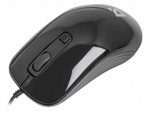 Мышка Defender Datum MB-060 USB, черная, вид 3