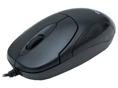 Мышка Sven RX-111 USB, черная, вид 1