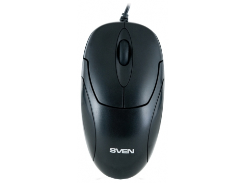 Мышка Sven RX-111 USB, черная, вид 2