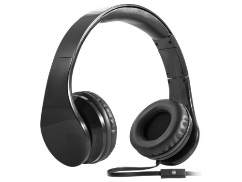 Гарнитура для телефона Defender HN-047, черная, вид 1