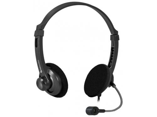 Гарнитура для ПК Defender Aura 104, черная, вид 2