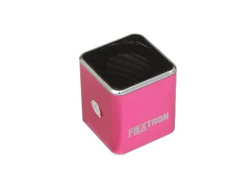 Портативная акустика Flextron F-CPAS-320B1-PK, розовая, вид 1