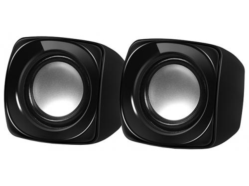 Компьютерная акустика Sven 120, черная 5Вт портативная, вид 1