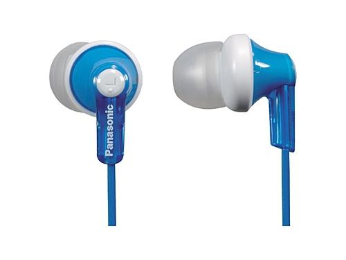 Наушники Panasonic RP-HJE118, синие, вид 1