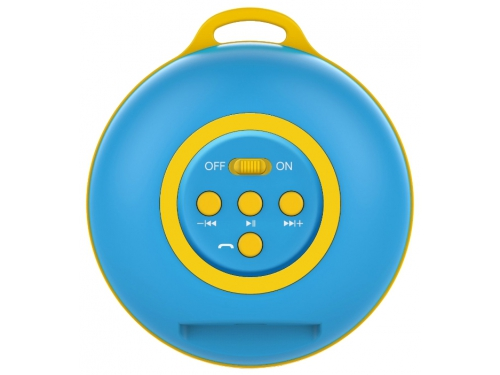 Портативная акустика Genius SP-906BT, синяя, вид 1