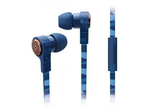 Гарнитура для телефона Philips SHE9055TL/00, синяя, вид 2