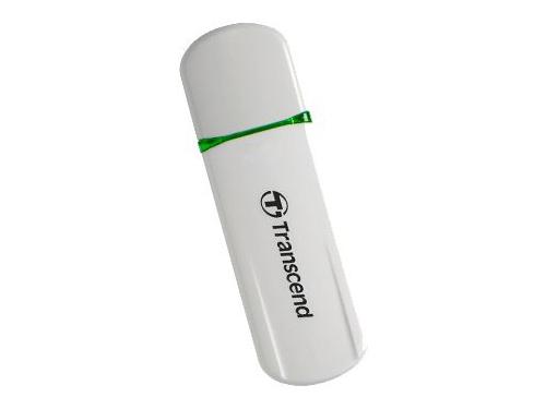 Usb-флешка Transcend JetFlash 620 4Gb, белая, вид 1
