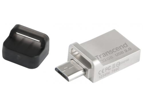 Usb-флешка Transcend JetFlash 880 32Gb, вид 1