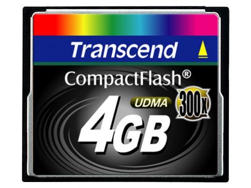 ����� ������ Transcend TS4GCF300, ��� 1