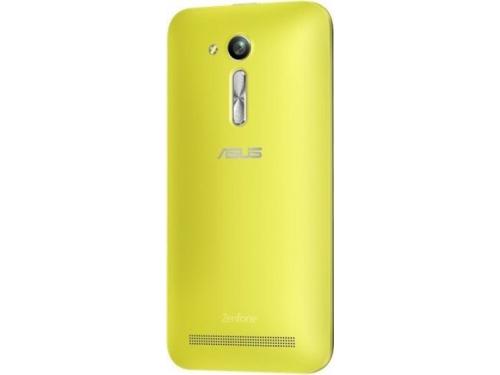 Смартфон Asus ZB450KL-1E039RU, желтый, вид 2