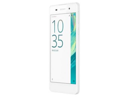 Смартфон Sony Xperia E5 F3311, белый, вид 1